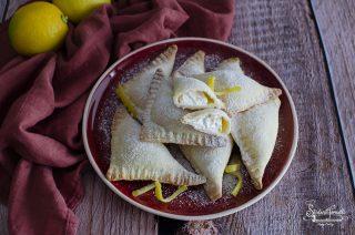 ravioli dolci limone e ricotta di carnevale ricetta