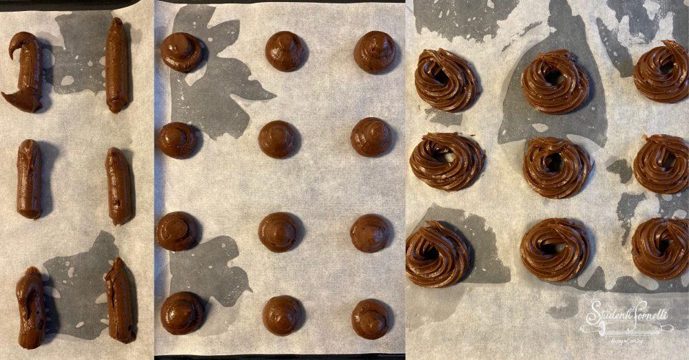 pasta choux al cioccolato ricetta pasta choux al cacao 5