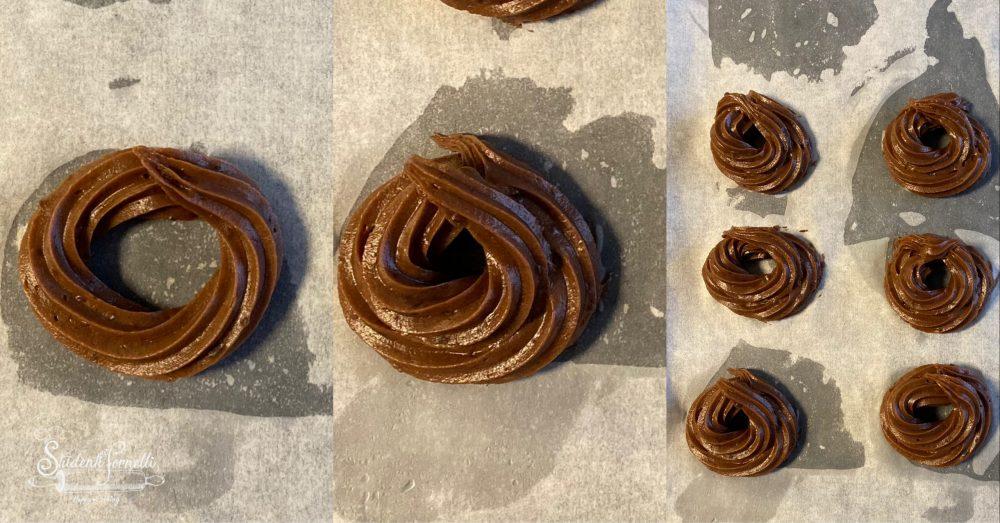 pasta choux al cioccolato ricetta pasta choux al cacao 6