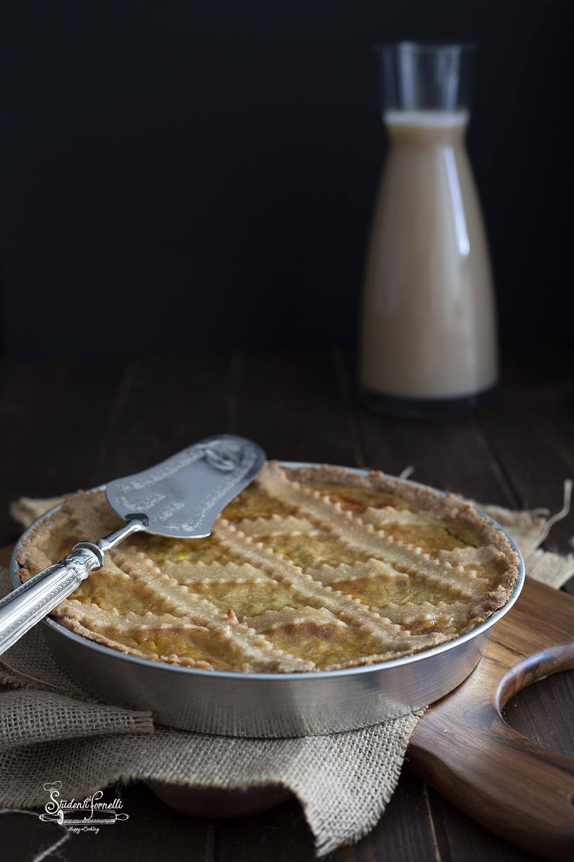 ricetta 2 pastiera senza glutine ricetta dolce di pasqua pastiera grano saraceno