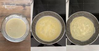 crepes di ceci senza glutine e uova