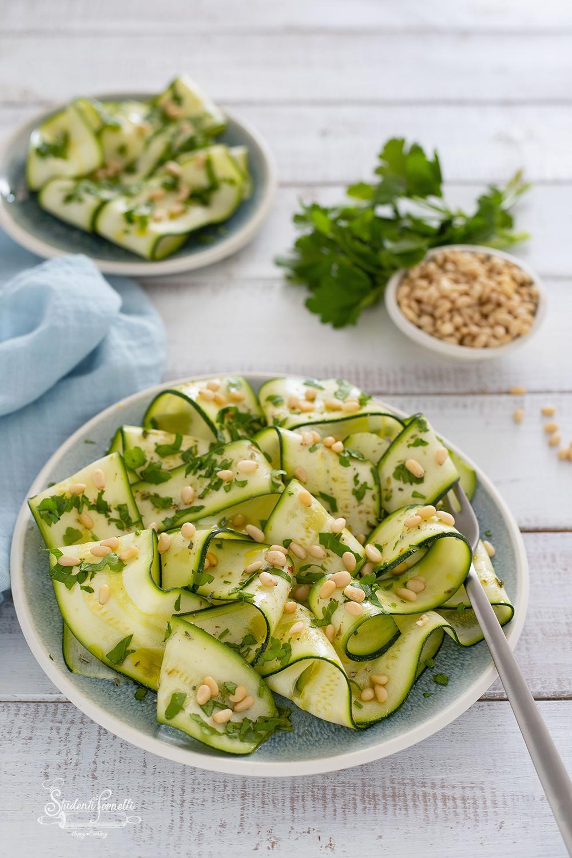 OK insalata di zucchine marinate veloce 2