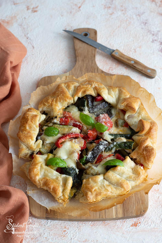 torta salata con verdure e mozzarella ricetta-6585