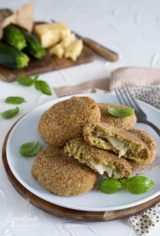 polpette di zucchine e pane integrale ricetta-6643