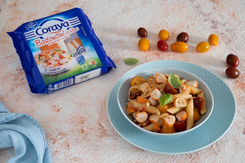 pasta fredda con surimi-7070