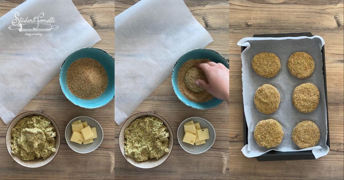 polpette di zucchine e pane ricetta 2