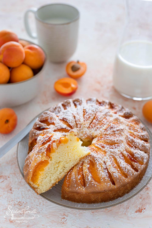torta con albicocche e yogurt ricetta dolce-7440