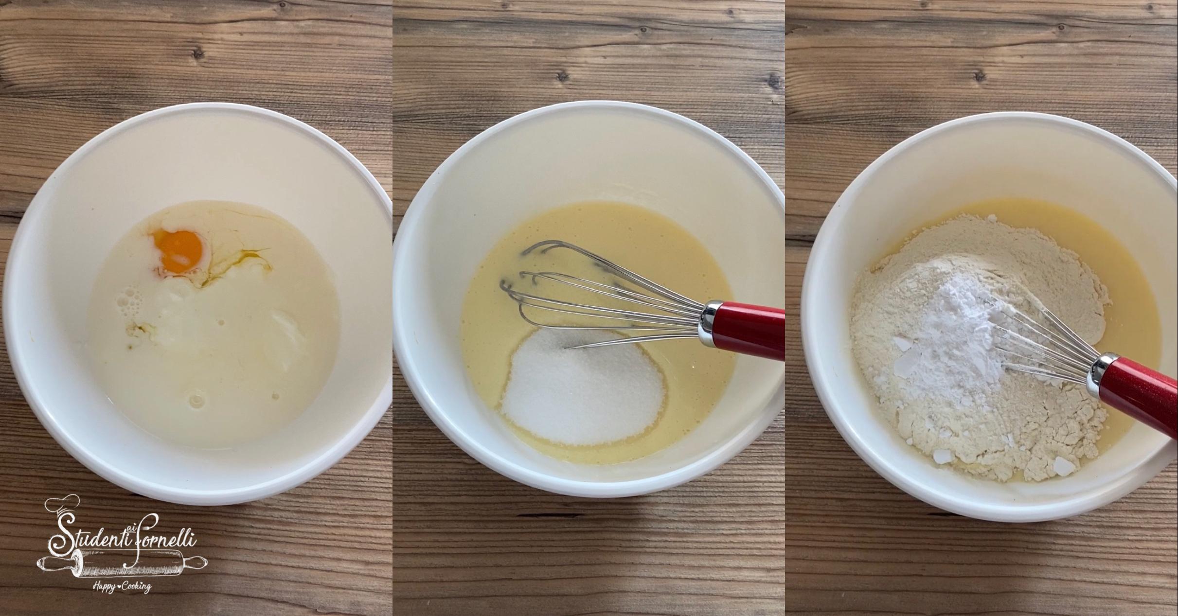 torta con albicocche e yogurt senza burro 2