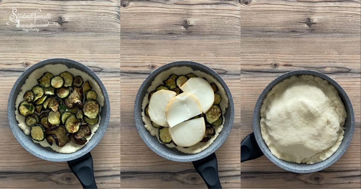 schiacciata di patate in padella ricetta 2