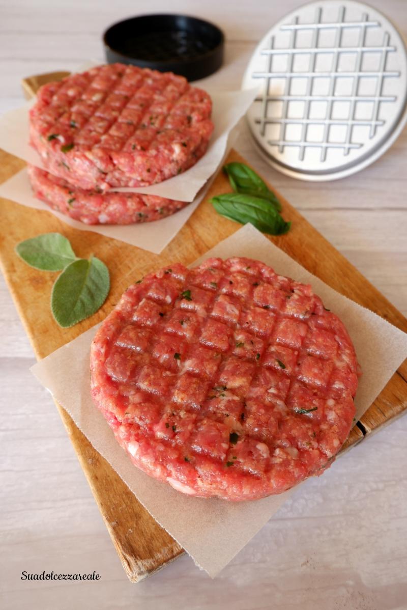 Ricetta Hamburger Fatti In Casa Giallozafferano.Hamburger Fatti In Casa Ricetta Gustosa Con Spezie Suadolcezzareale