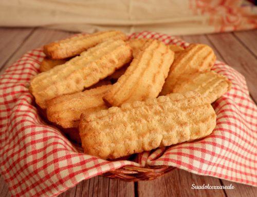 Biscotti da inzuppo Ricetta siciliana della nonna