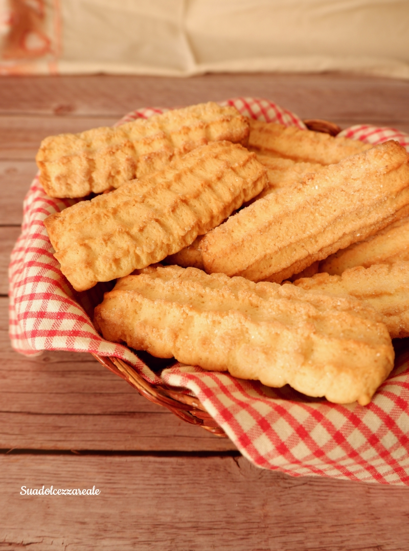 ricetta biscotti da inzuppo siciliani della nonna