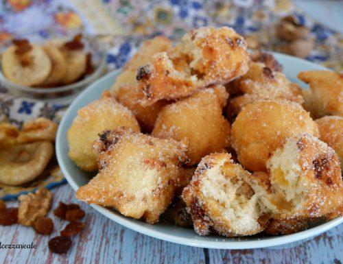 Frittelle dolci siciliane Ricetta semplice 3 ingredienti