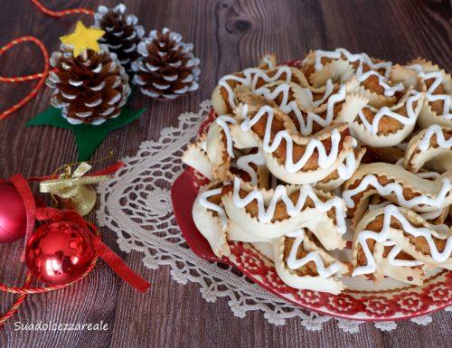 Biscotti mucatoli o nucatoli Ricetta Ragusana