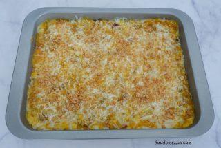 come fare lasagne zucca e speck