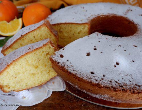 Torta all'arancia soffice senza burro Ricetta perfetta