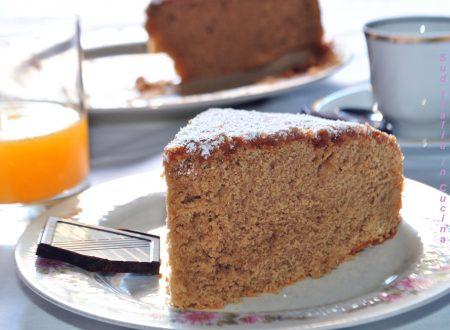 Torta Cappuccino all'Olio Extra Vergine d'Oliva