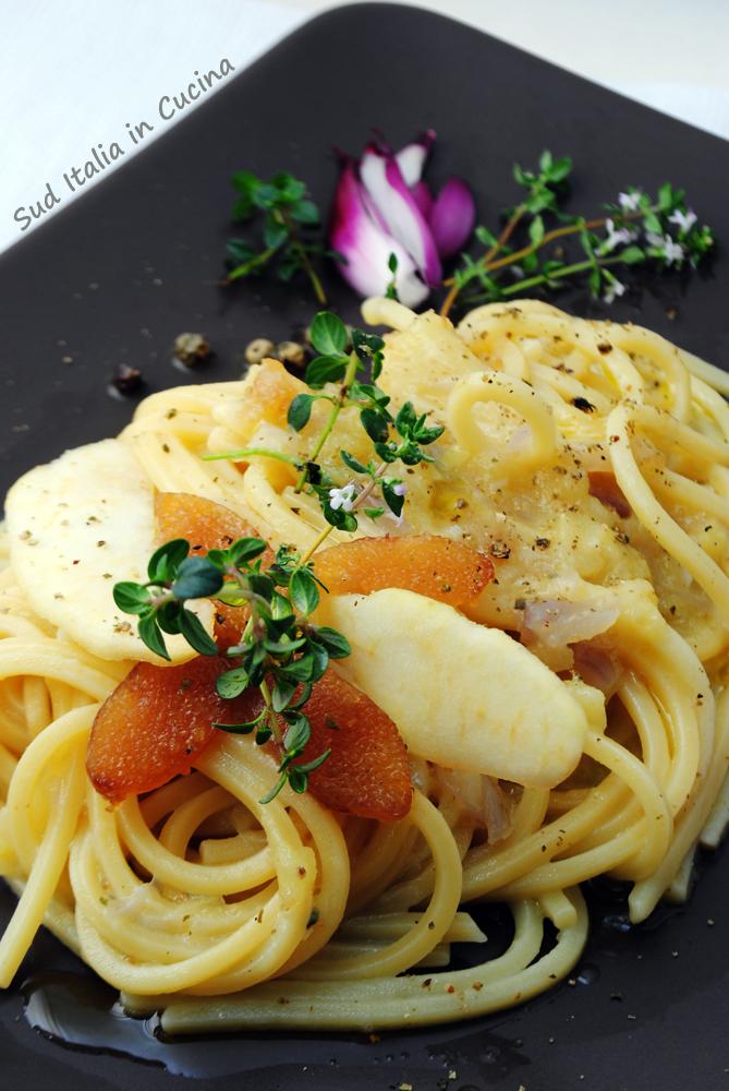 Spaghetti con Bottarga di Aringa DSC_0629pf