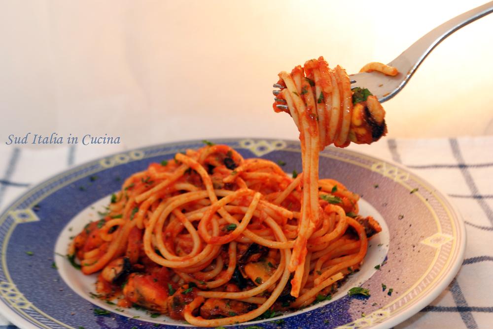 Pasta con le Cozze alla Tarantina DSC_1956f