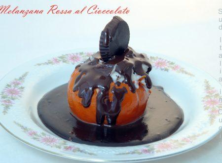 Melanzane Rosse al Cioccolato
