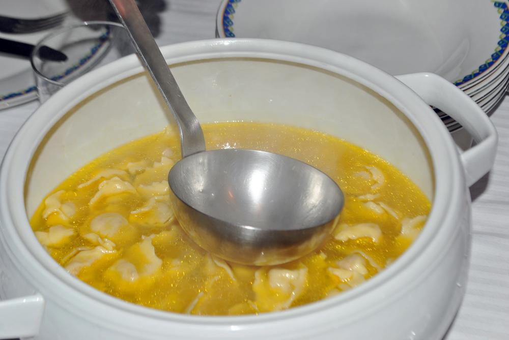 Tortellini Bolognesi in Brodo - La ricetta è qui
