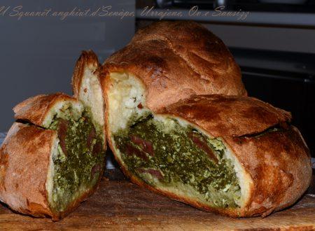 Pane di Altamura ripieno di Senàpe