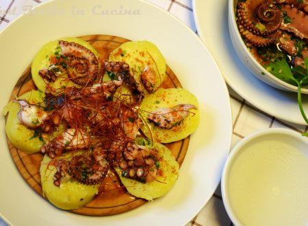 Polpo e Patate alla Galiziana