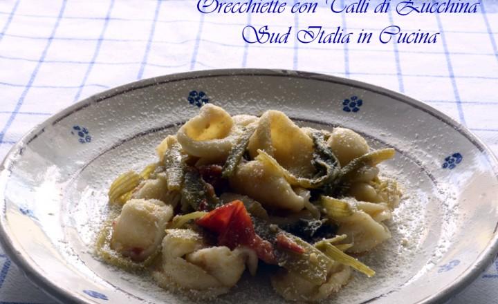 Talli di zucchine archives sud italia in cucina for Cucinare murena