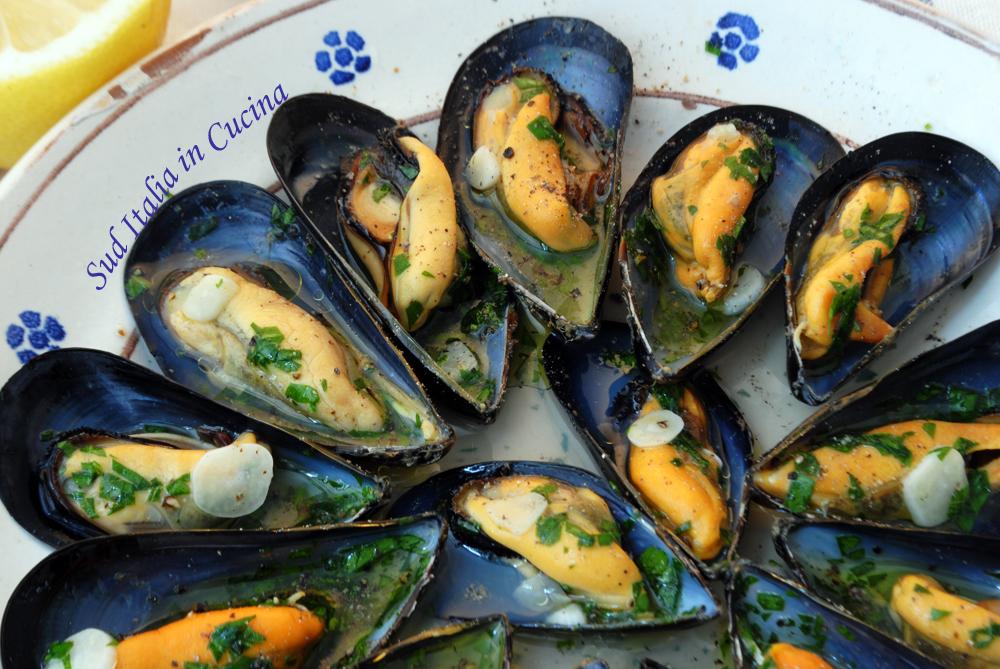Cucina espressa sud italia in cucina for Cucinare murena