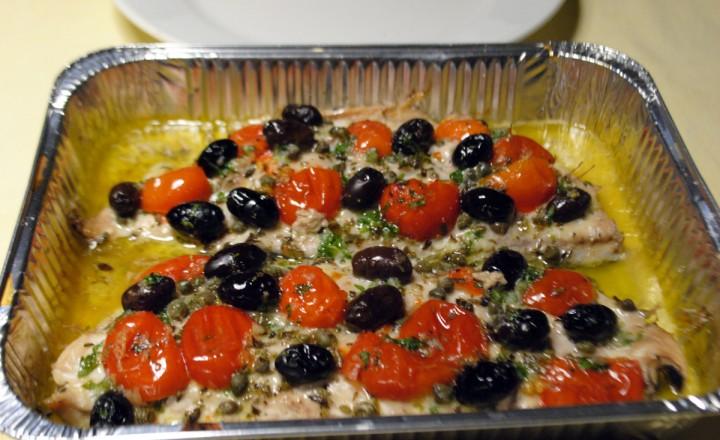 Pesce azzurro archives sud italia in cucina for Cucinare murena