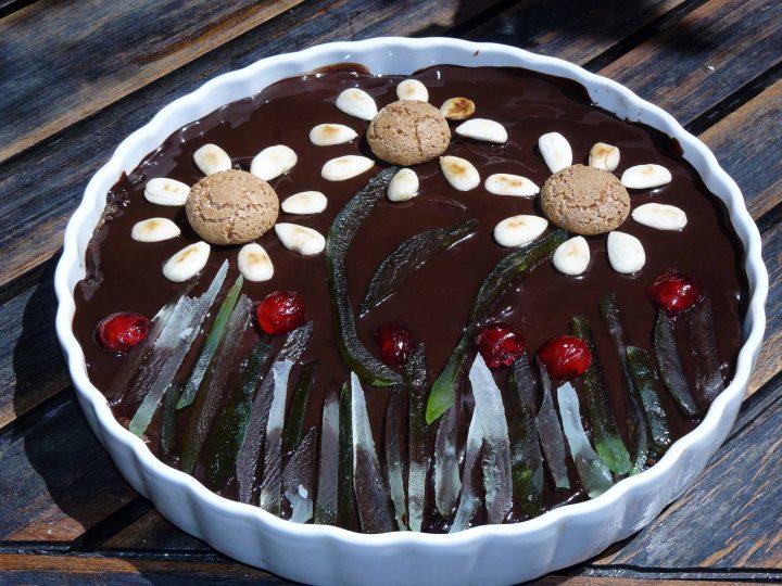 Parmigiana di Melanzane al Cioccolato