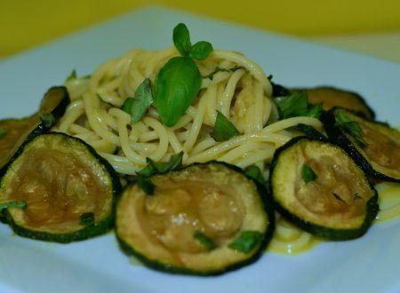 Pasta e Zucchine alla Nerano