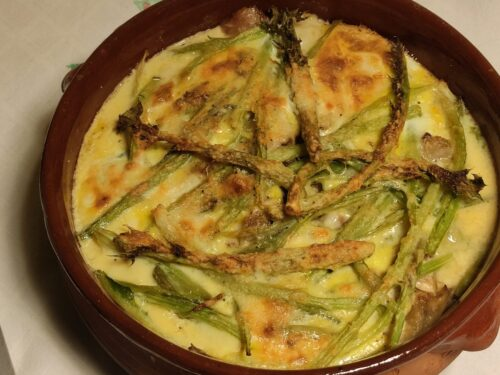 Zuppa di Cardoncelli