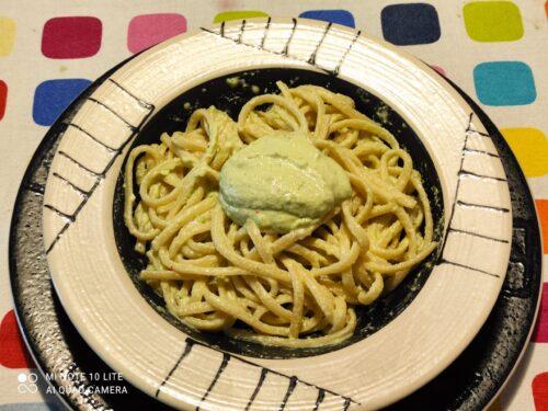Pesto di Peperoni Verdi e Mandorle Fresche
