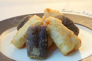 Baccalà Fritto - In strada e punta di dita