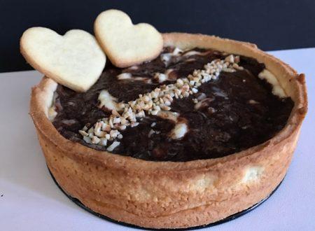 Crostata mascarpone e Nutella