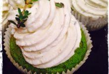 Cupcakes salati al cavolo nero