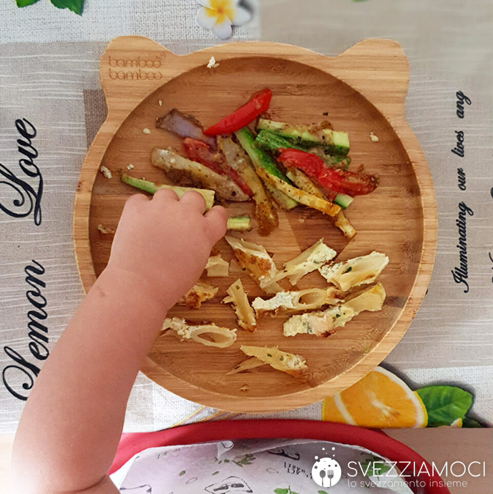 Melanzane Zucchine e Pomodorini gratinati al forno con Frittata di Maccheroni