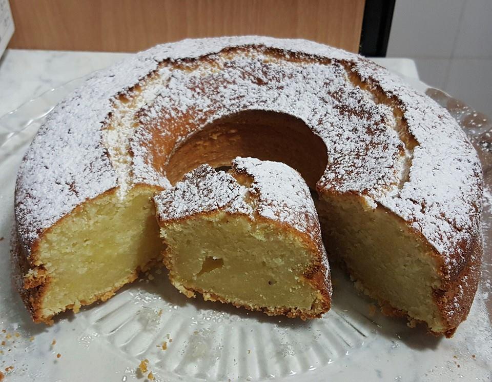 Ciambella Al Limone E Mandorle Velocissima Anche Con Bimby Sweet