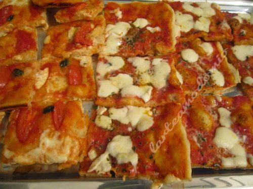LA PIZZA VANTO E ORGOGLIO DELLA NOSTRA TAVOLA