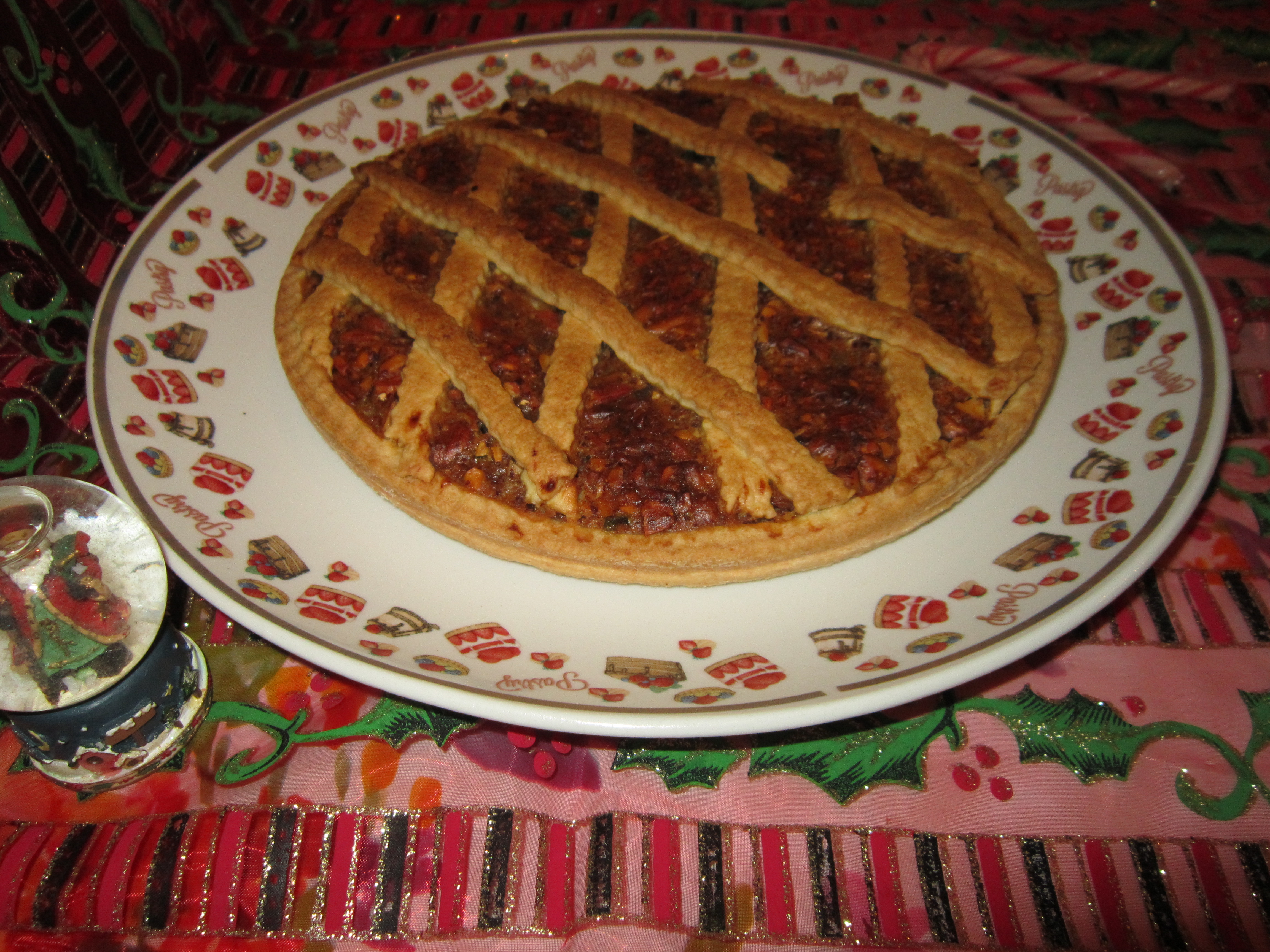crostata torrone