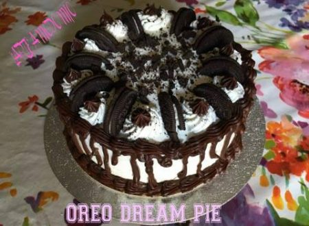 OREO DREAM PIE dolce da sogno