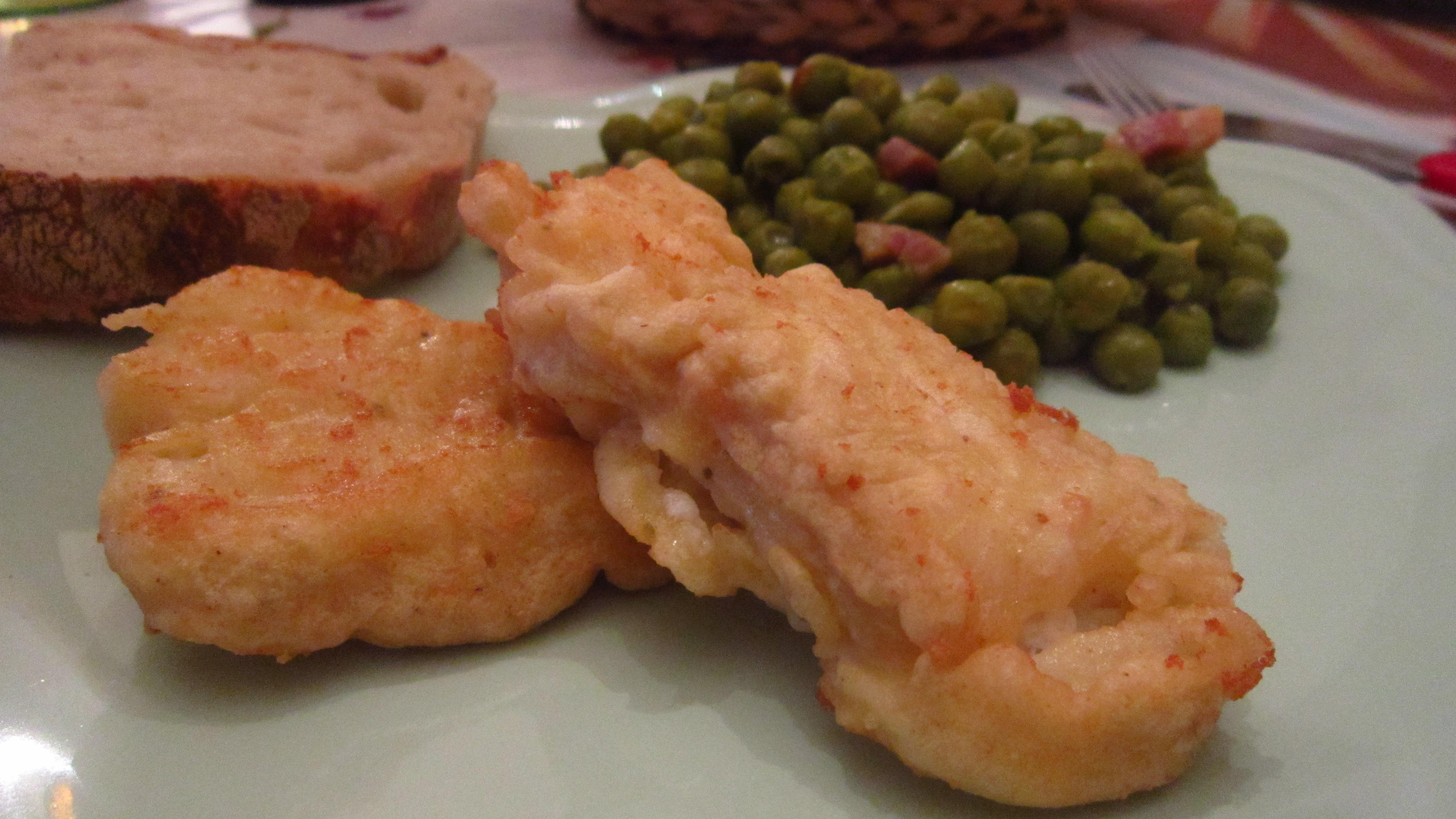 BACCALA' FRITTO ALLE ERBE (ricetta di chef Rubio)