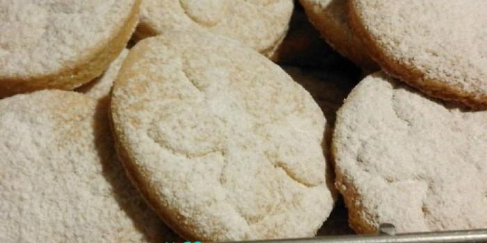 biscotti semplici limone e vaniglia