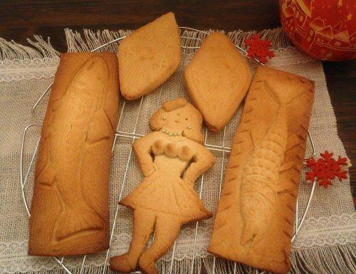 BISCOTTI DEI CASTELLI ROMANI tradizione natalizia