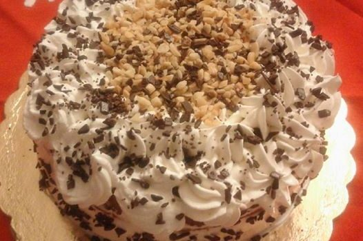 vegananas cake