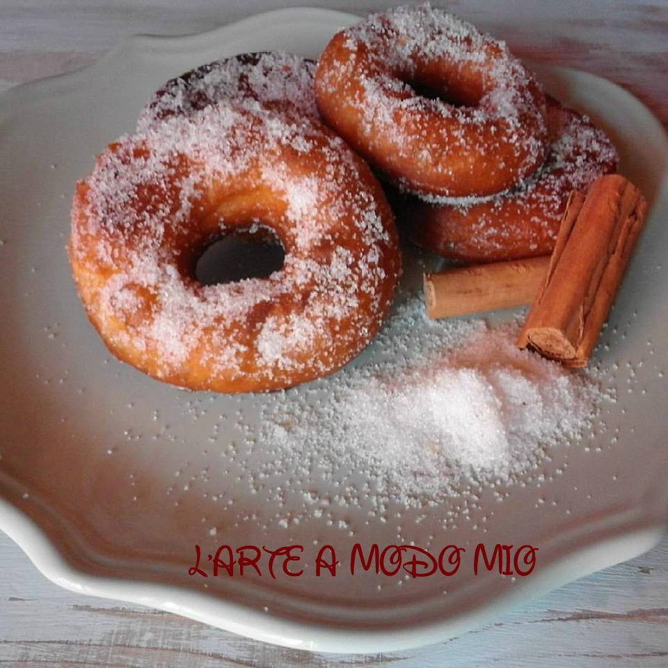 CIAMBELLE IRRINUCIABILE GOLOSITA' ricetta del maestro De Riso