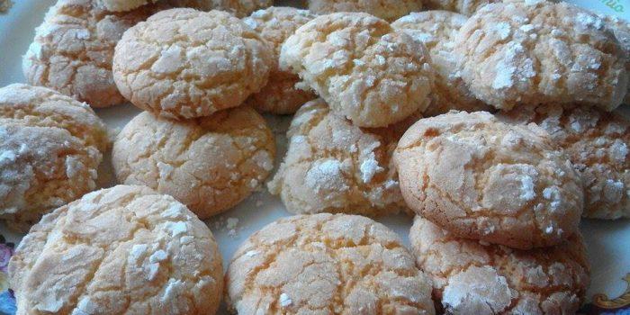 biscotti agli agrumi vegani