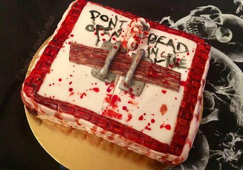 torta dont open dead inside