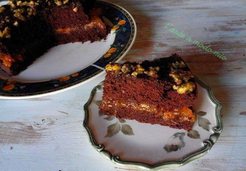 torta cioccolato vegan